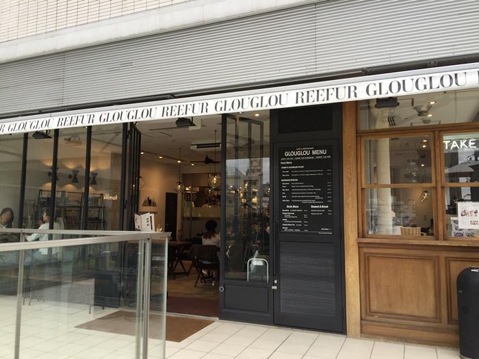 GLOUGLOU REEFUR 日本名模梨花開的咖啡店-Maison de reefur 二樓-日本東京代官山迷妹朝聖必吃 (2)