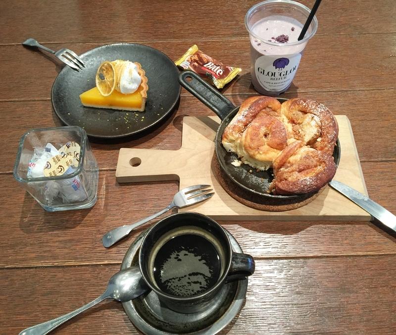 GLOUGLOU REEFUR 日本名模梨花開的咖啡店-Maison de reefur 二樓-日本東京代官山迷妹朝聖必吃 (29)