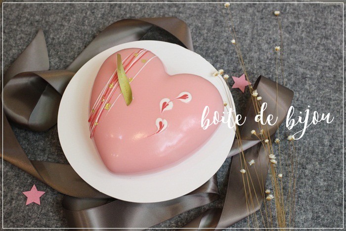 boite de bijou-珠寶盒法式點心坊-蛋糕-2017母親節蛋糕-心心相繫 檸檬茉莉花 (81)