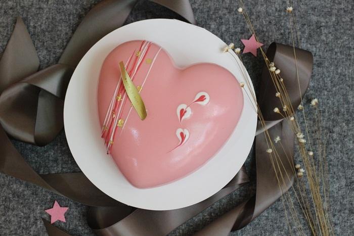 boite de bijou-珠寶盒法式點心坊-蛋糕-2017母親節蛋糕-心心相繫 檸檬茉莉花 (70)