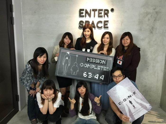 CONE 控制獄 真人實境密室逃脫遊戲心得 enter space escape cafe 咖啡實驗室 可可實驗組 (9)