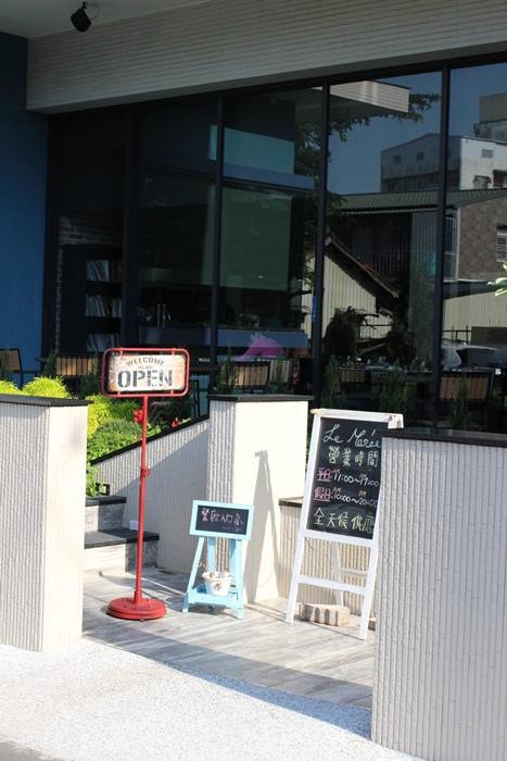 台南新營 拉蔴里餐酒館 拉麻里 Le maree下午茶 厲害的花園提拉米蘇 (82)