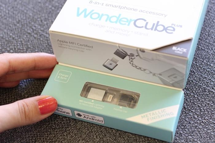 citiesocial –WonderCube 魔力方塊 充電、傳輸、立架、照明- 8合1隨身魔力方塊 (71)