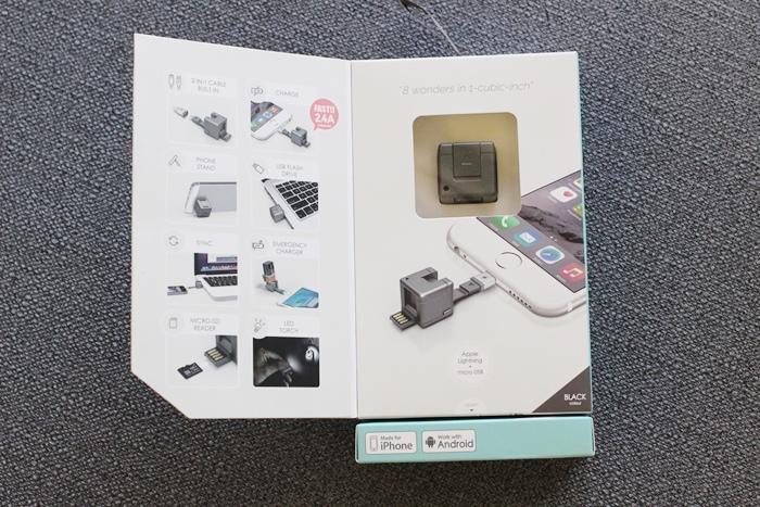 citiesocial –WonderCube 魔力方塊 充電、傳輸、立架、照明- 8合1隨身魔力方塊 (72)