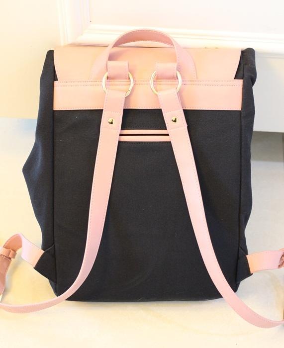 Gaston Luga Backpacks 瑞典設計師 後背包 粉紅色皮革後背包 折扣碼lulula 15%折扣 LululaSu15 (36)