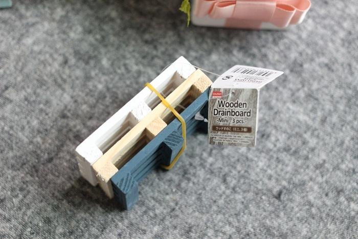 Daiso 大創好物 我的拍照背景小道具 永生花 不凋花 小木板 小棧板 迷你木板 乾燥花 桌布 (29)