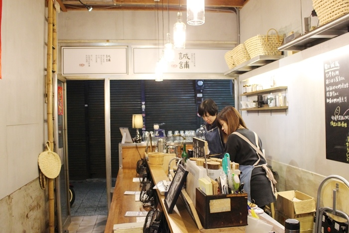 誠鋪JINPO-台南小店-台南美食-隱身於巷弄中的咖啡館-台南中西區國華街 (27)