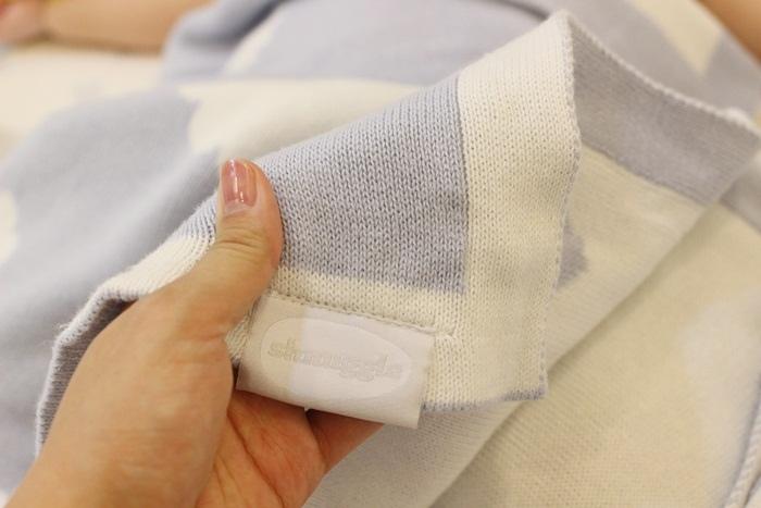 Shnuggle 舒芙蕾寶寶毯四季毯針織毯luxury knitted blanket-BumGo外出包尿布包 (87)