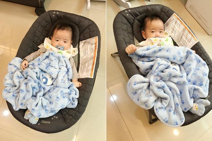 Chicco Lullaby Dream多功能豪華遊戲床-翻滾嬰兒的救星 (9911)