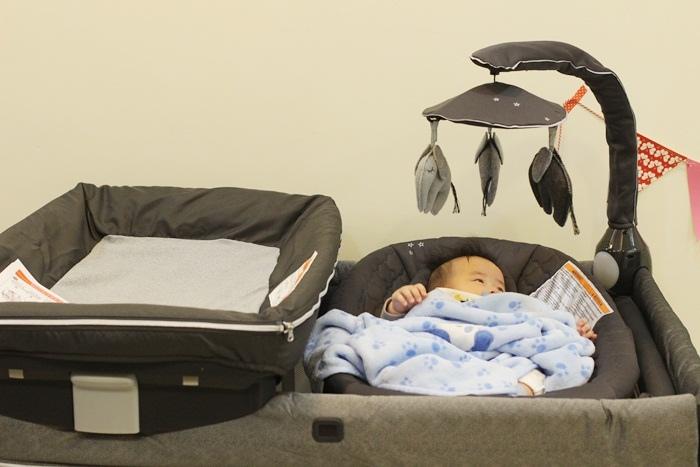 Chicco Lullaby Dream多功能豪華遊戲床-翻滾嬰兒的救星 (24)