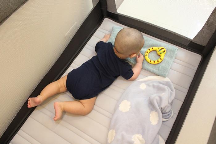 Chicco Lullaby Dream多功能豪華遊戲床-翻滾嬰兒的救星 (94)