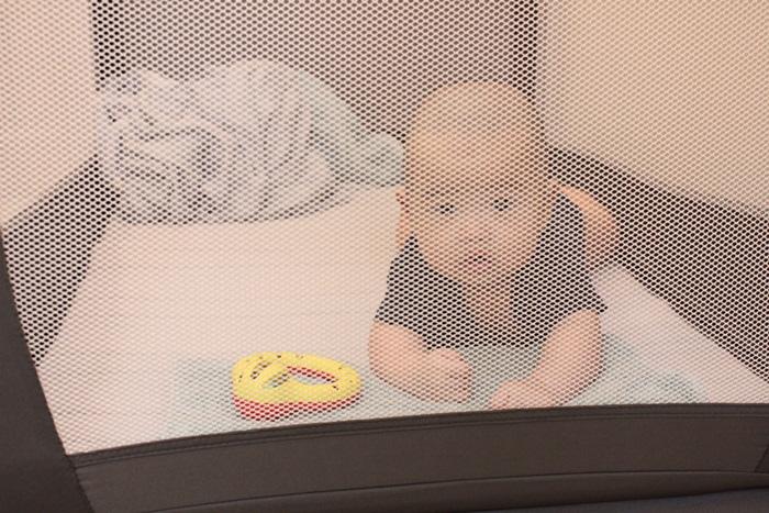 Chicco Lullaby Dream多功能豪華遊戲床-翻滾嬰兒的救星 (89)
