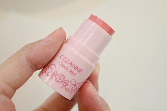 CEZANNA 蘋果肌腮紅棒  01 peach pink 蜜桃粉(32)