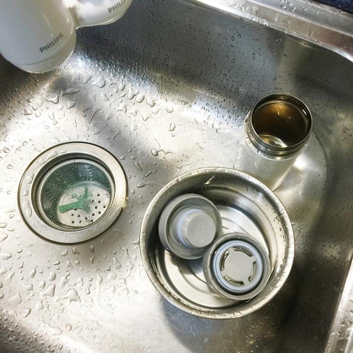 打造你的簡單生活 德國流整理術掃除法 保溫杯清潔方法 檸檬酸吸管刷實用 (2)