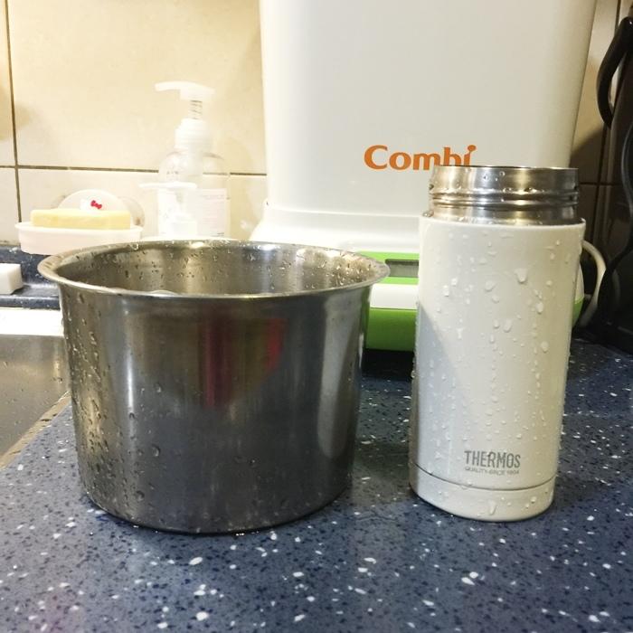 打造你的簡單生活 德國流整理術掃除法 保溫杯清潔方法 檸檬酸吸管刷實用 (3)