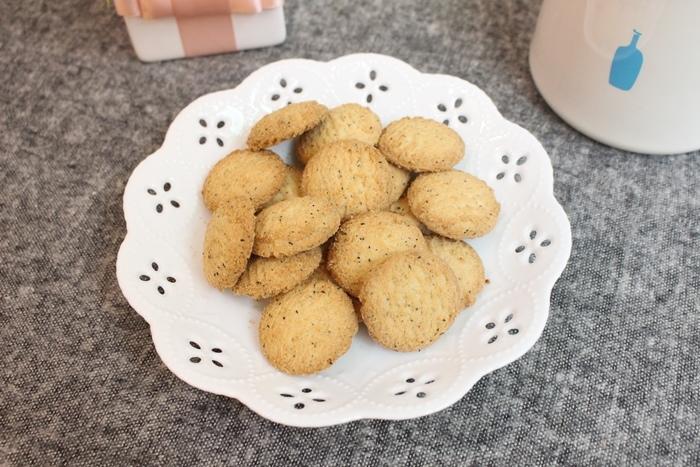 MUJI 無印良品 伯爵紅茶餅乾 (6)
