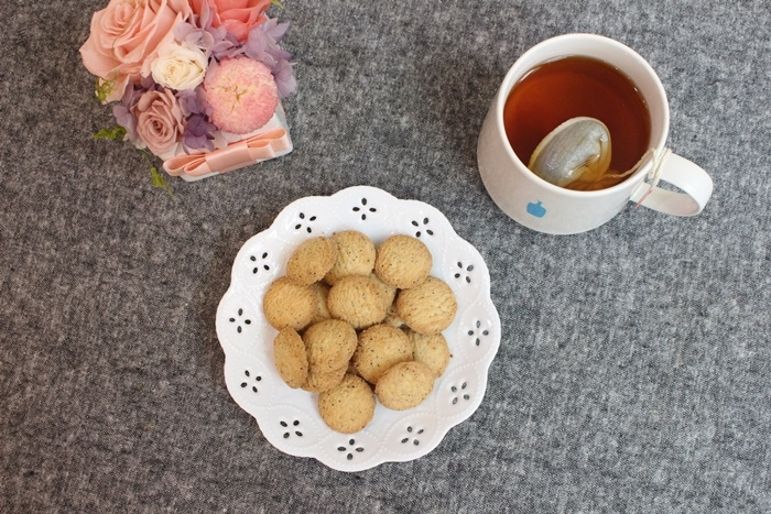 MUJI 無印良品 伯爵紅茶餅乾 (5)