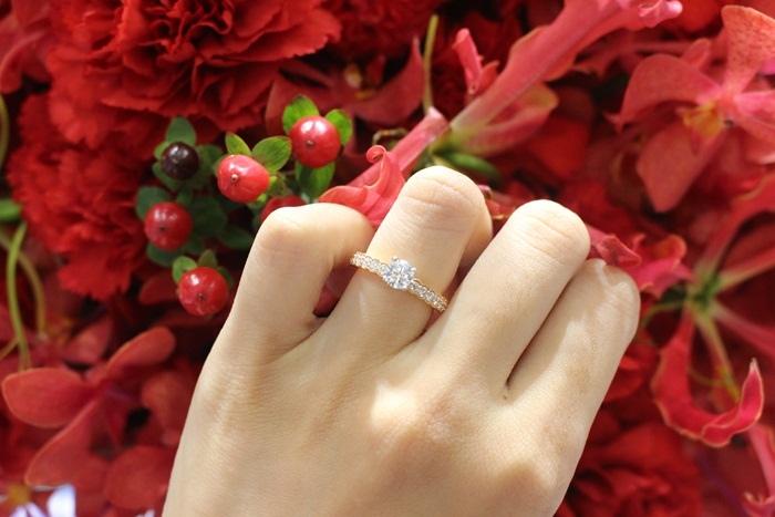 HEARTS ON FIRE 婚戒 鑽戒 2017 首飾 珠寶 SOGO復興館 Camilla Isabelle 經典款 Repertoire復古奢華款經典鑽戒 線戒 (42)