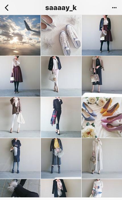我追蹤的日本主婦IG穿搭-Uniqlo GU 每日穿搭 Instagram Instagramer(39)