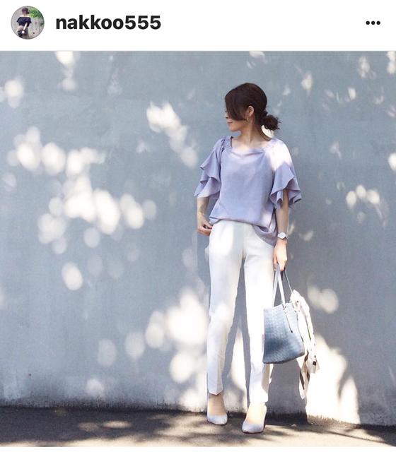 我追蹤的日本主婦IG穿搭-Uniqlo GU 每日穿搭 Instagram Instagramer(47)