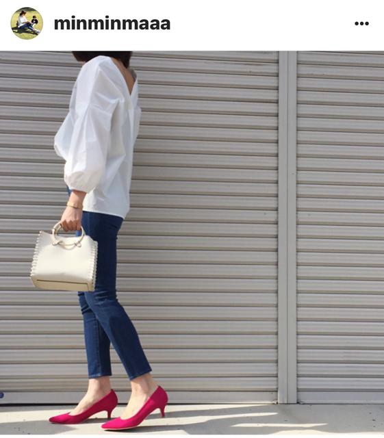 我追蹤的日本主婦IG穿搭-Uniqlo GU 每日穿搭 Instagram Instagramer(53)