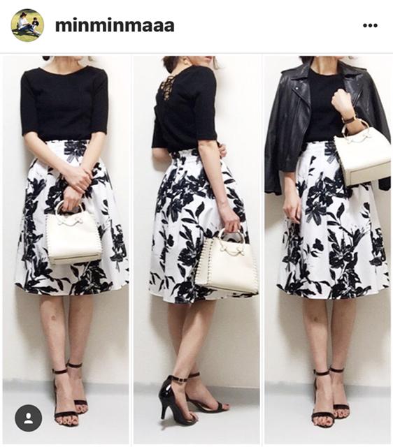 我追蹤的日本主婦IG穿搭-Uniqlo GU 每日穿搭 Instagram Instagramer(54)