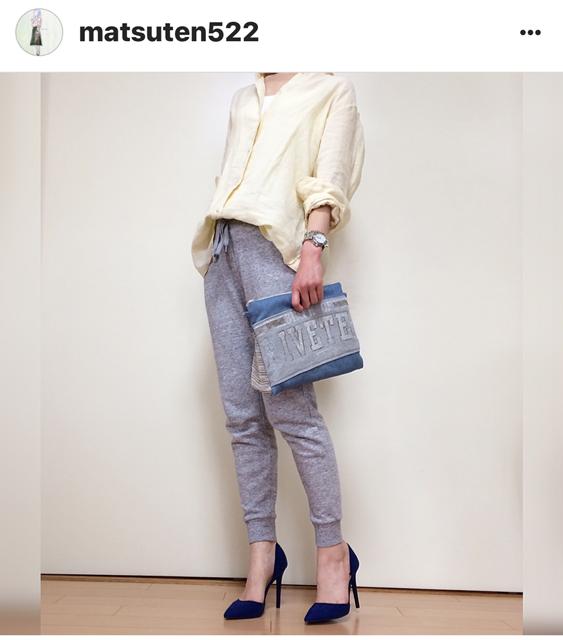 我追蹤的日本主婦IG穿搭-Uniqlo GU 每日穿搭 Instagram Instagramer(59)