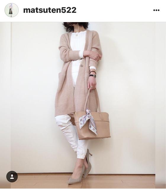 我追蹤的日本主婦IG穿搭-Uniqlo GU 每日穿搭 Instagram Instagramer(62)