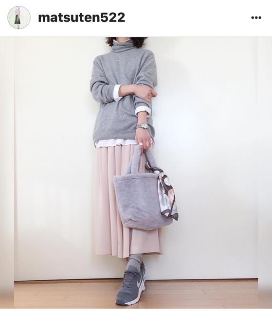 我追蹤的日本主婦IG穿搭-Uniqlo GU 每日穿搭 Instagram Instagramer(60)