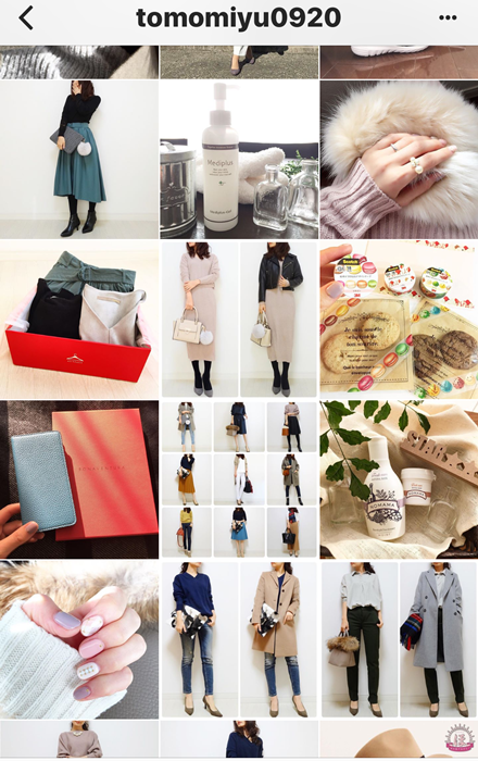 我追蹤的日本主婦IG穿搭-Uniqlo GU 每日穿搭 Instagram Instagramer(70)