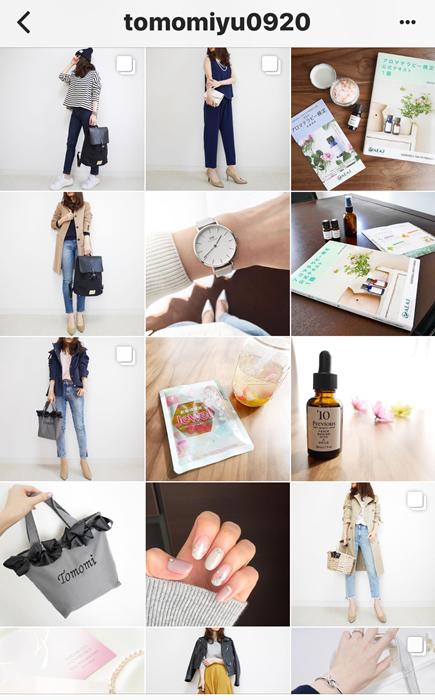 我追蹤的日本主婦IG穿搭-Uniqlo GU 每日穿搭 Instagram Instagramer(68)