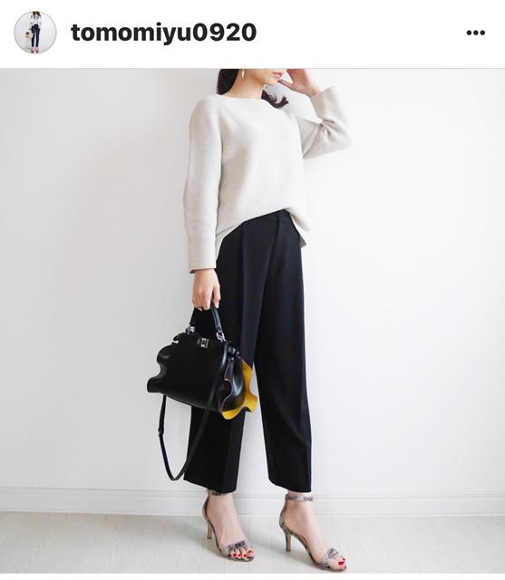 我追蹤的日本主婦IG穿搭-Uniqlo GU 每日穿搭 Instagram Instagramer(66)