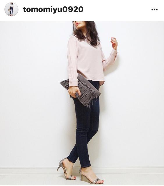 我追蹤的日本主婦IG穿搭-Uniqlo GU 每日穿搭 Instagram Instagramer(71)