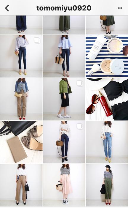 我追蹤的日本主婦IG穿搭-Uniqlo GU 每日穿搭 Instagram Instagramer(67)