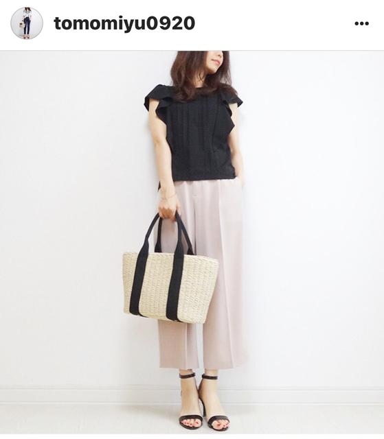 我追蹤的日本主婦IG穿搭-Uniqlo GU 每日穿搭 Instagram Instagramer(72)