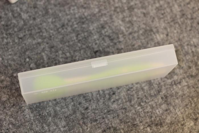 MUJI無印良品 PP鉛筆盒 文具 兒童餐具嬰兒餐具收納 光療筆收納盒 (5)