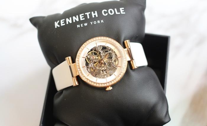Kenneth Cole 情人節對錶 機械錶 男女對錶 情侶對錶 美國設計師品牌 穿搭 (53)