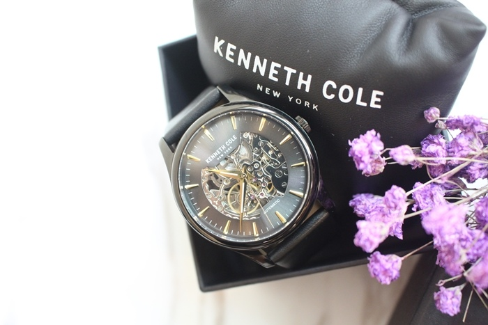 Kenneth Cole 情人節對錶 機械錶 男女對錶 情侶對錶 美國設計師品牌 穿搭 (41)