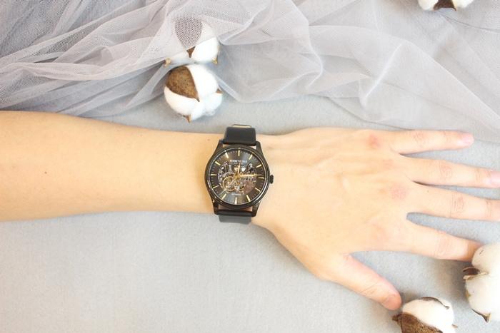 Kenneth Cole 情人節對錶 機械錶 男女對錶 情侶對錶 美國設計師品牌 穿搭 (87)