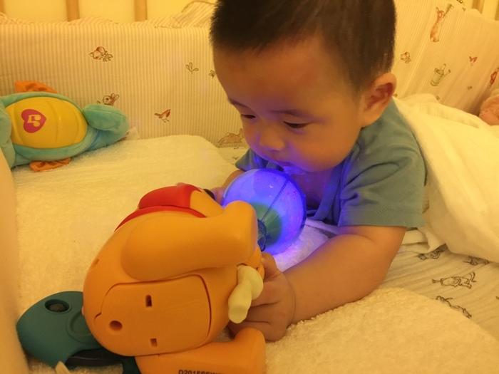 迪士尼小熊維尼星空投影音樂鈴 (5)