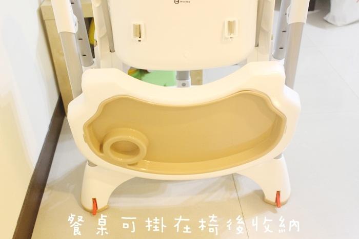 Myheart餐椅 媽咪最推薦 MIT 可折疊餐椅 兒童餐椅 嬰兒餐椅 (83111)