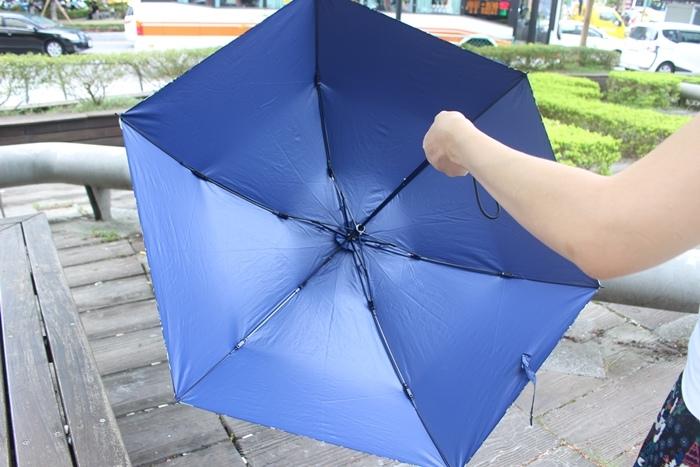 Carry Umbrella 折傘三折傘摺疊傘輕量折傘碳纖維雨傘140g超輕折傘MOOSE碳纖折傘星夜風鈴 (88)