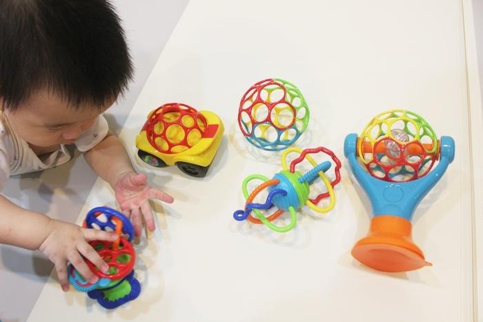 Costco育兒好物兒童玩具嬰兒玩具-Oball組Oball禮盒 (19)