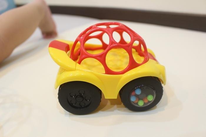 Costco育兒好物兒童玩具嬰兒玩具-Oball組Oball禮盒 (31)