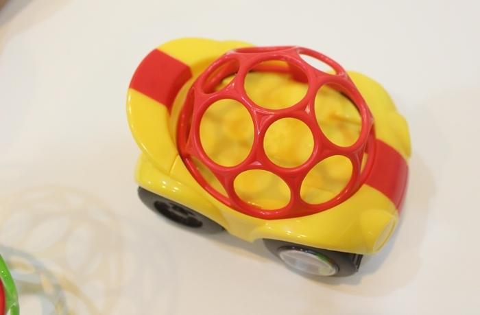 Costco育兒好物兒童玩具嬰兒玩具-Oball組Oball禮盒 (30)