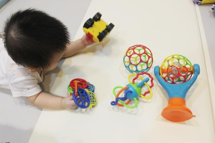 Costco育兒好物兒童玩具嬰兒玩具-Oball組Oball禮盒 (21)