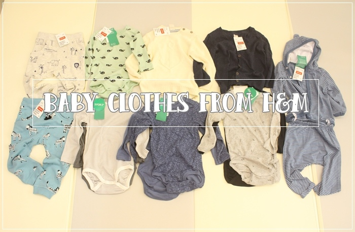 H&M 童裝 嬰兒衣物 購物戰利品 寶寶衣物 兒童衣物 包屁衣 西門旗艦店 打折好好買(21)