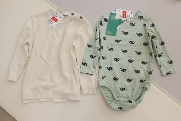 H&M 童裝 嬰兒衣物 購物戰利品 寶寶衣物 兒童衣物 包屁衣 西門旗艦店 打折好好買(31)