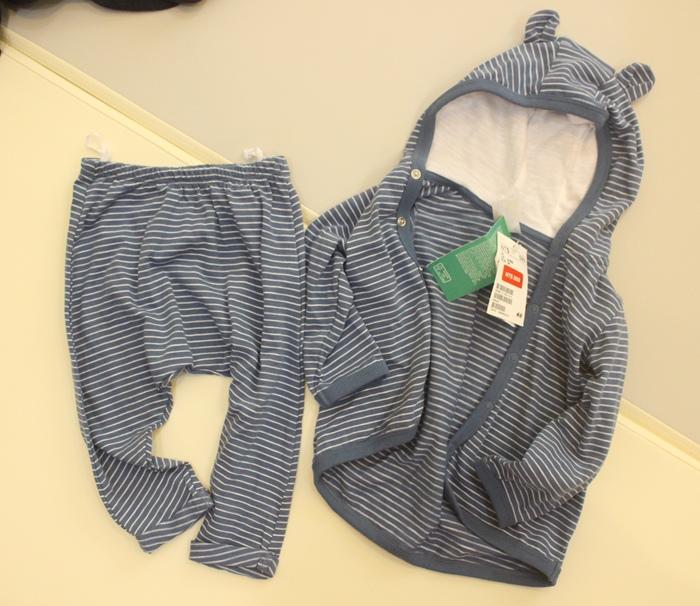 H&M 童裝 嬰兒衣物 購物戰利品 寶寶衣物 兒童衣物 包屁衣 西門旗艦店 打折好好買(34)