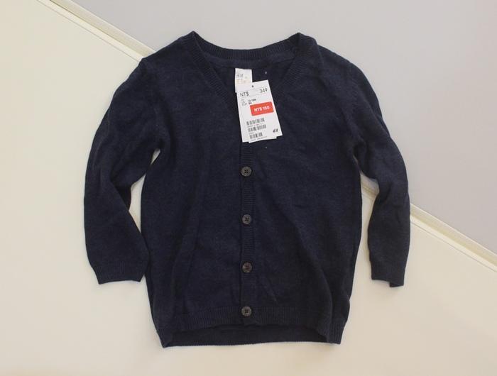 H&M 童裝 嬰兒衣物 購物戰利品 寶寶衣物 兒童衣物 包屁衣 西門旗艦店 打折好好買(33)